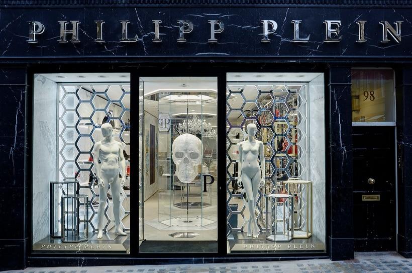 Nuovi spazi Philipp Plein