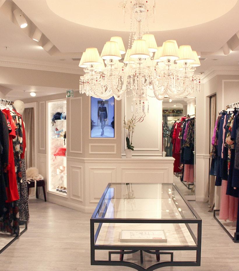 Blumarine rinnova la boutique di Montecarlo