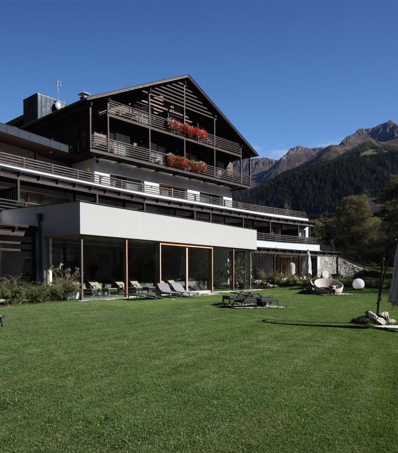 Ospitalità sulle Dolomiti