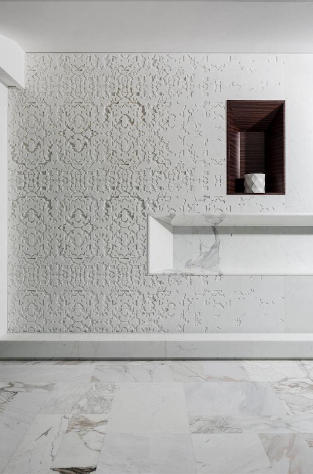Marmo damascato