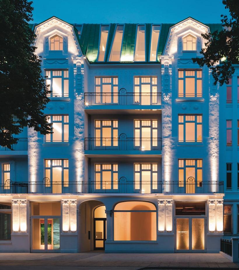 Apartimentum Amburgo