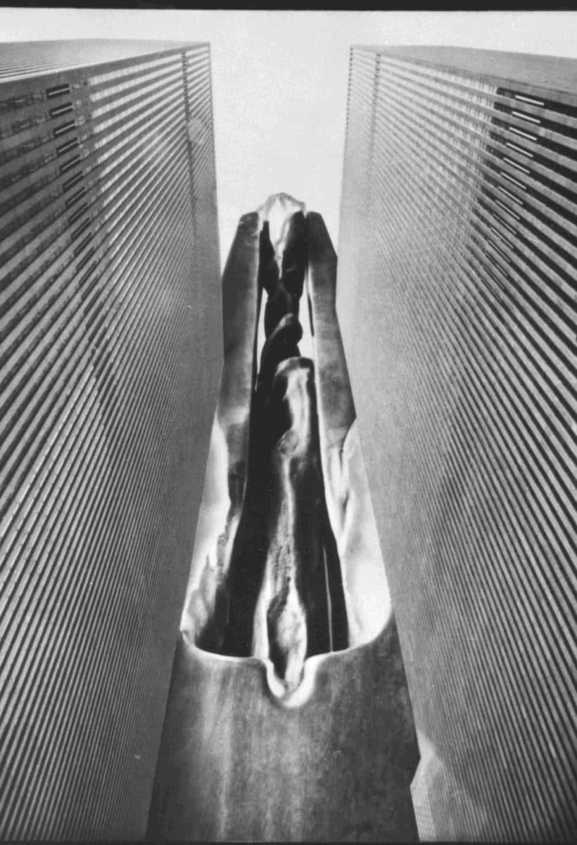 Francesco Somaini. Uno scultore per la città. New York 1967-1976