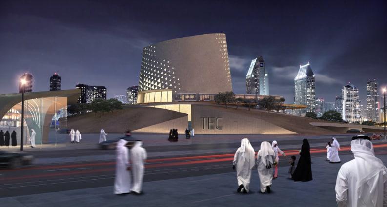 Il nuovo Transport Education Center di Doha