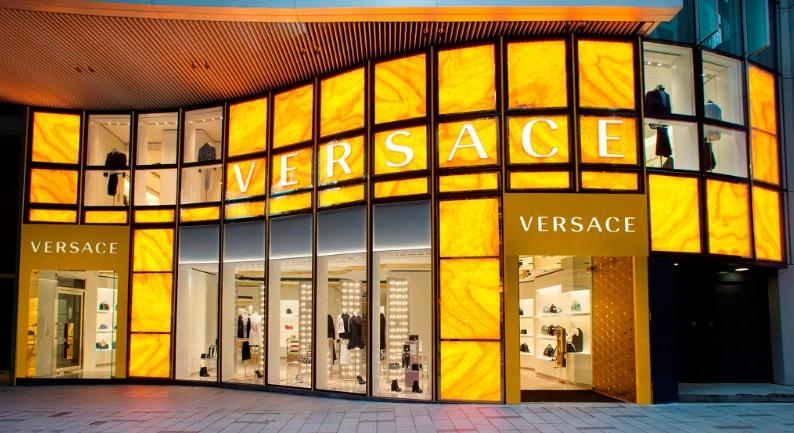 Versace a Hong Kong