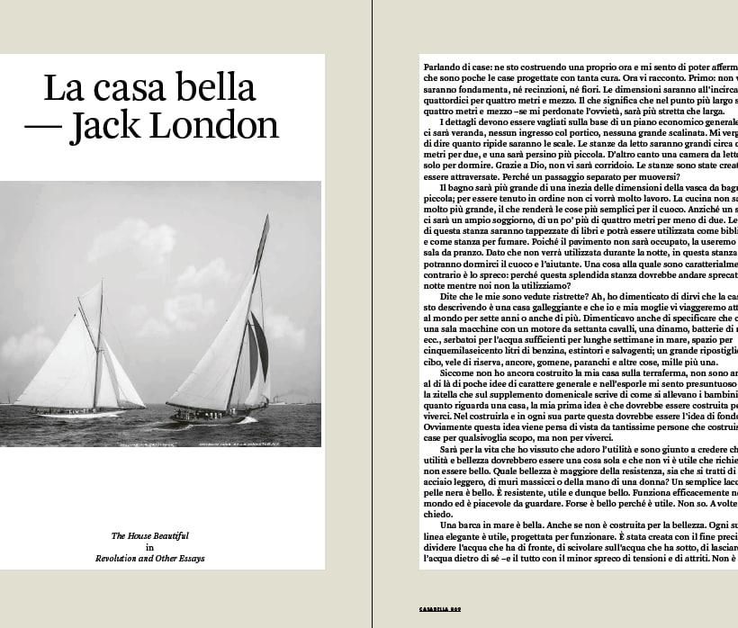 Casabella: restyling tra novità e tradizione