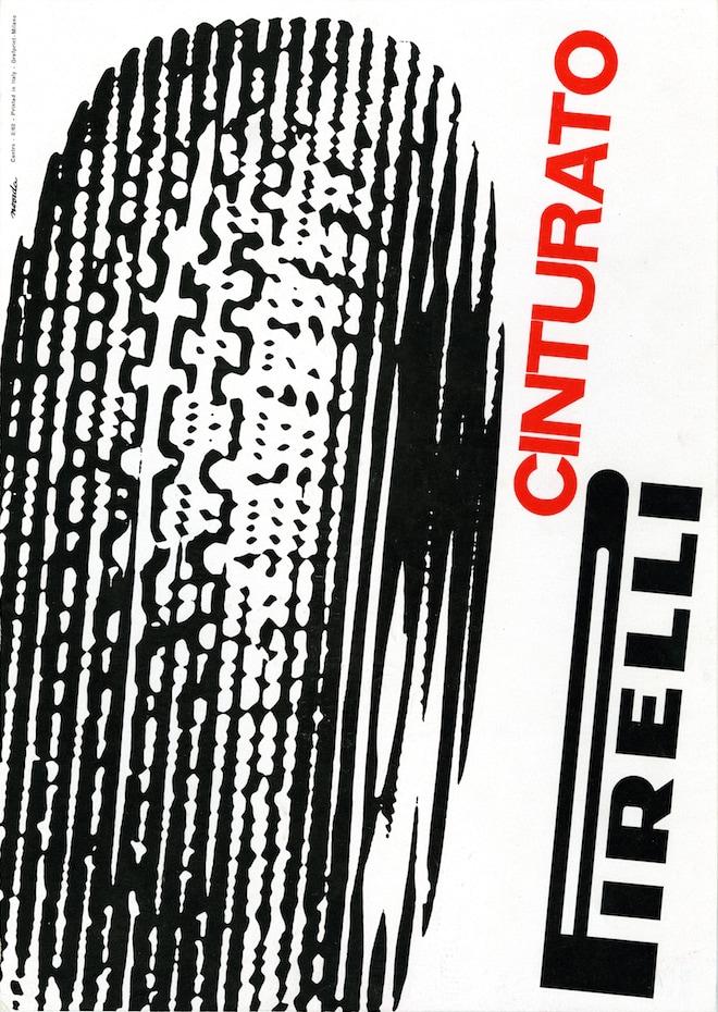 Pirelli in cento immagini: la bellezza l'innovazione, la produzione