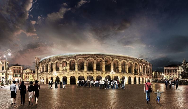 Un'Arena da (s)coprire