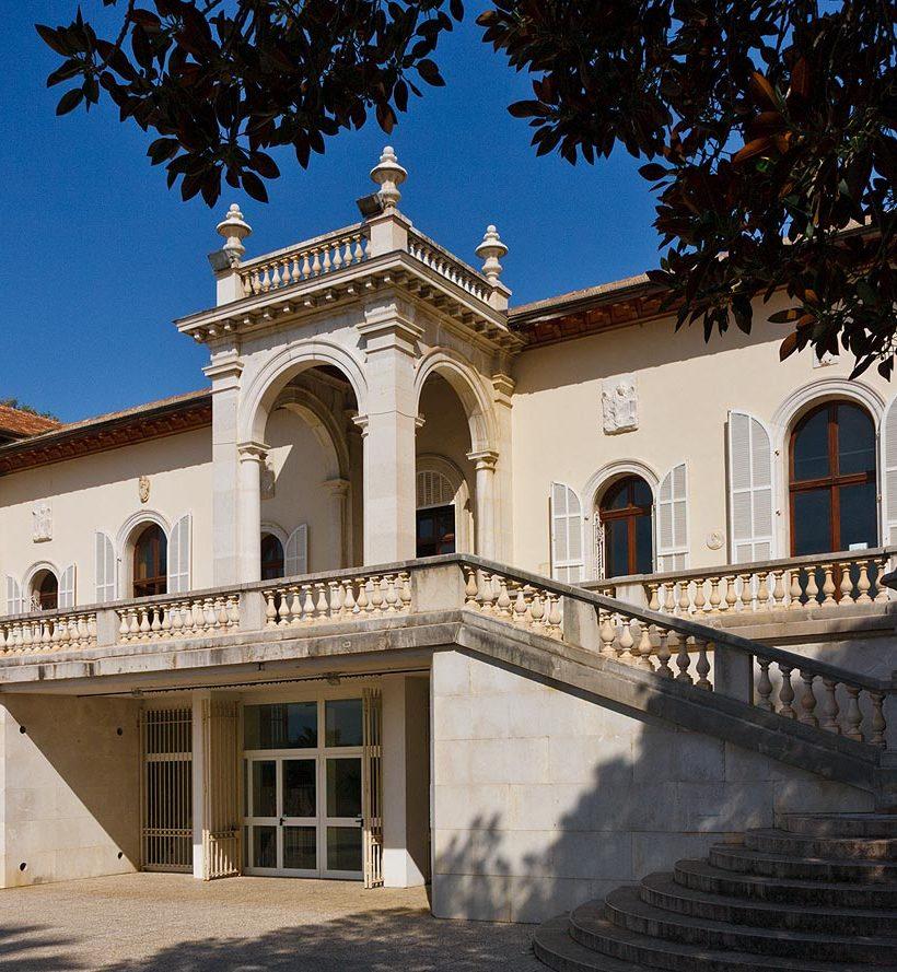 Villa Ormond in fiore