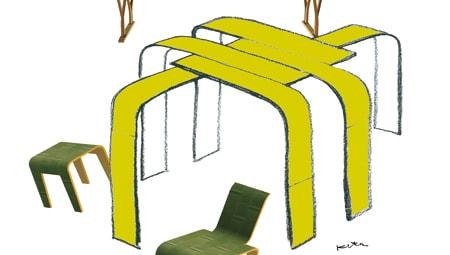 Flat Bambu Shimane