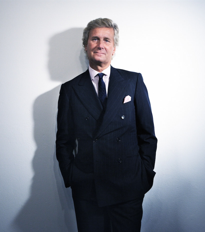Claudio Luti nuovo presidente del Salone del Mobile