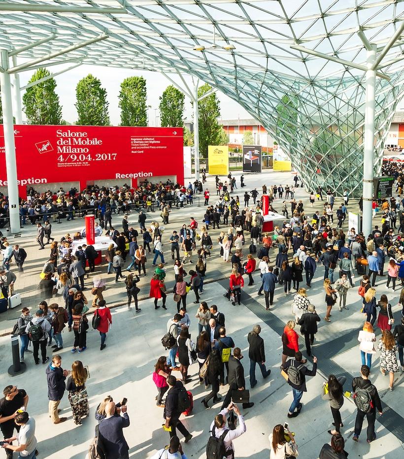 Salone del Mobile.Milano al centro del mondo della creatività