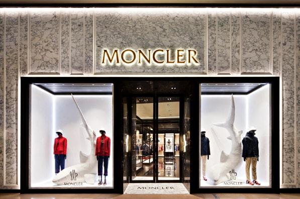 Moncler a Melbourne