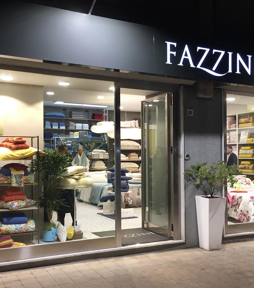 Fazzini: due store in Sicilia