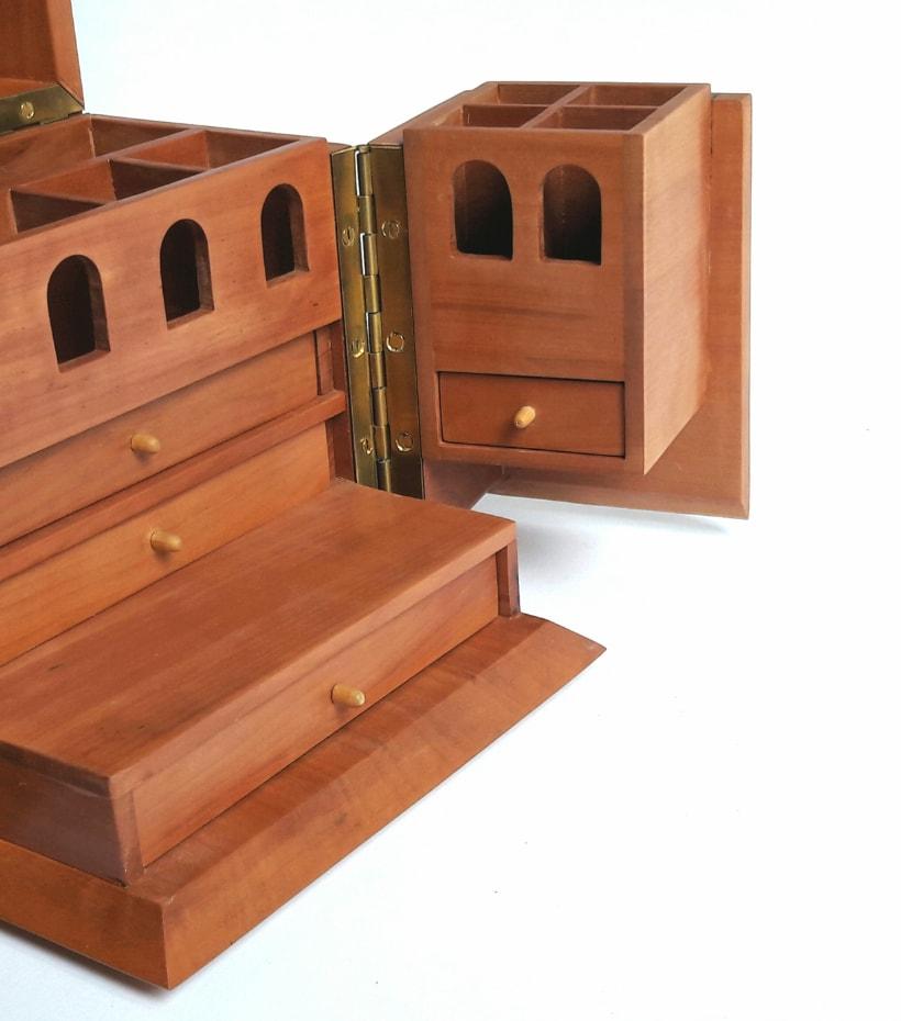 Les boites en bois