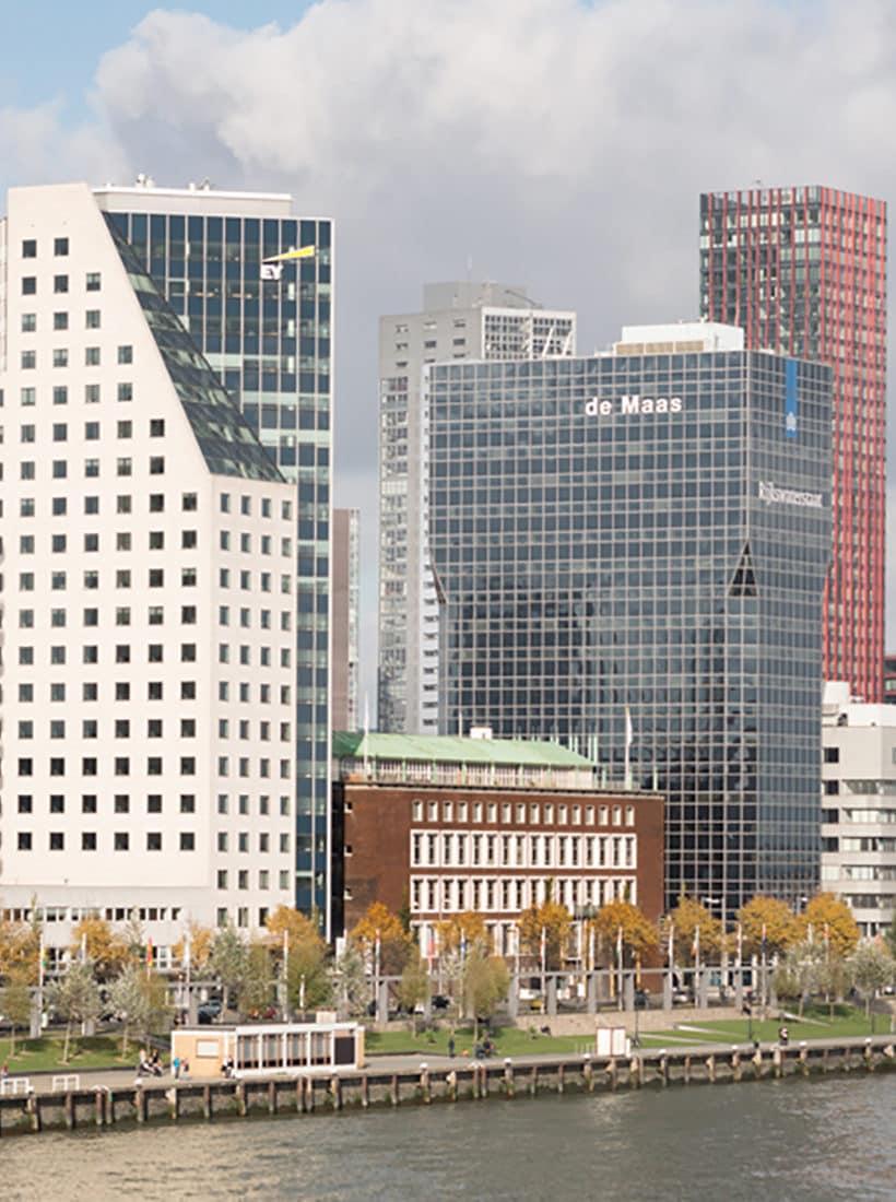 A Rotterdam, KAAN Architecten cambia casa