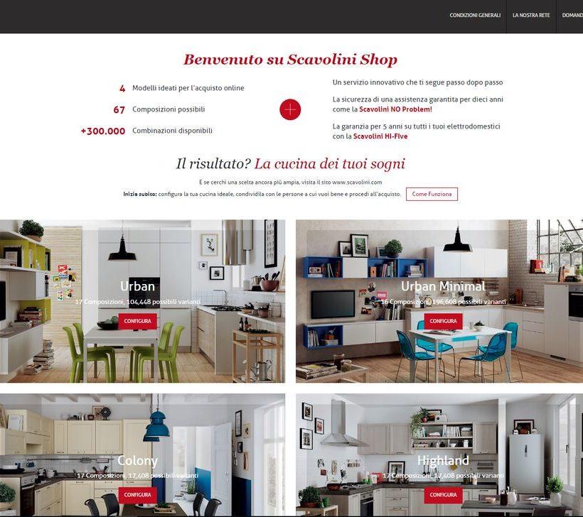 Scavolini Shop
