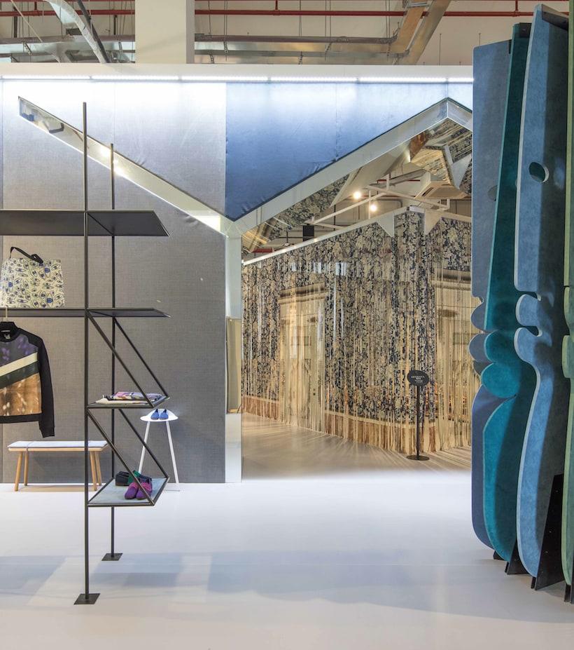 Alcantara Concept Store di Shanghai