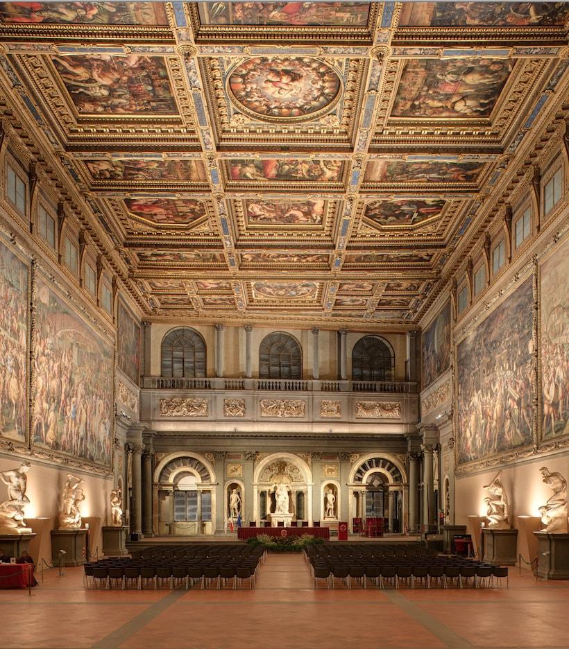 Nuova luce sugli affreschi