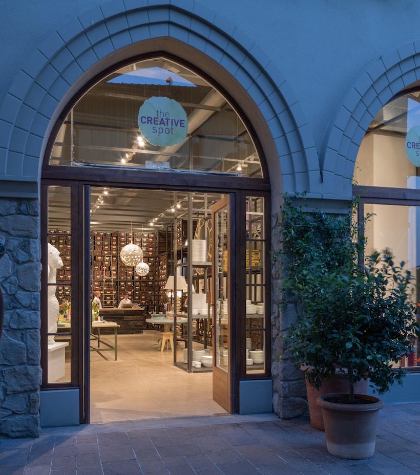 The Creative Spot Design a Fidenza Village