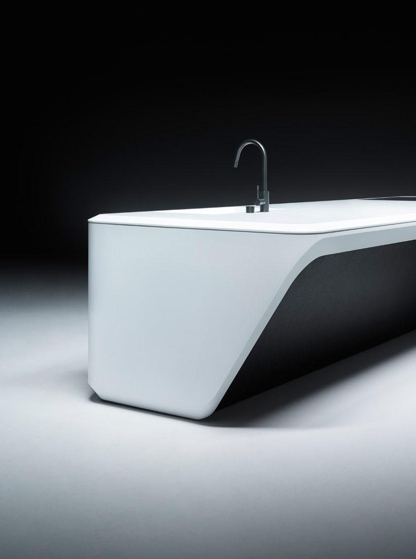 La cucina architettonica