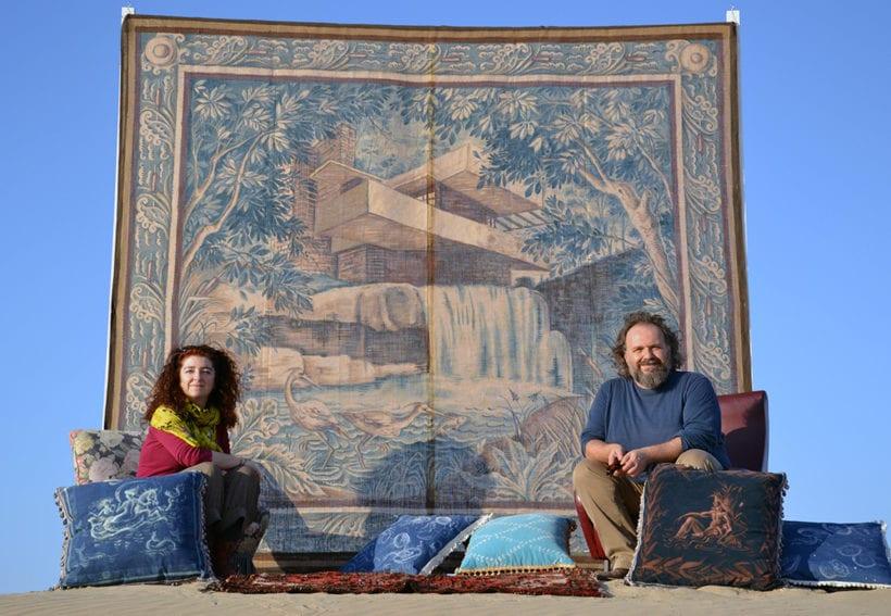Tapestries. Succhi d'erba di Del Bianco & Lombardelli