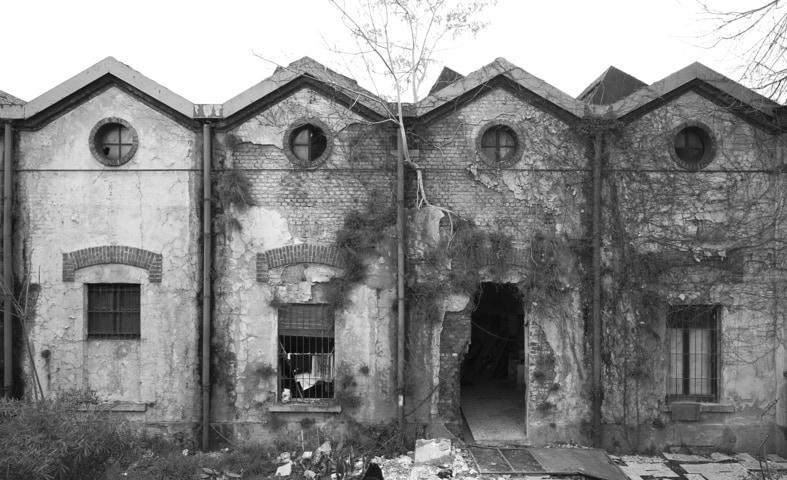 La Milano di Gabriele Basilico 35 anni dopo