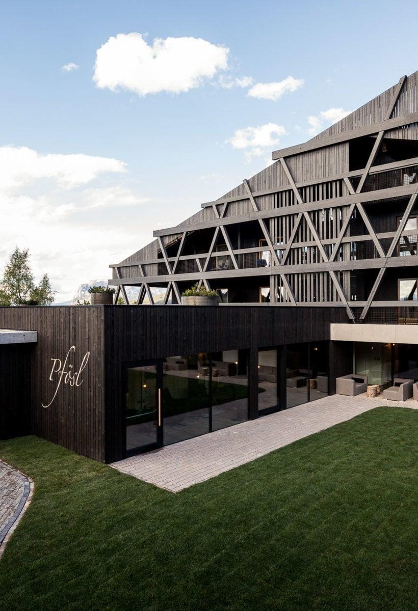 Eco Hotel a 360 gradi