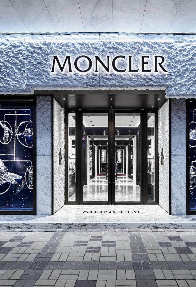 Moncler a Hong Kong
