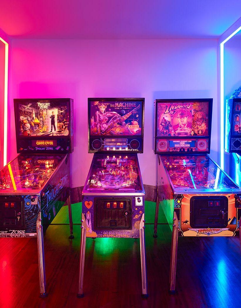 The Pinball Luxury Suites