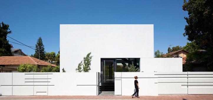 Cubo minimalista
