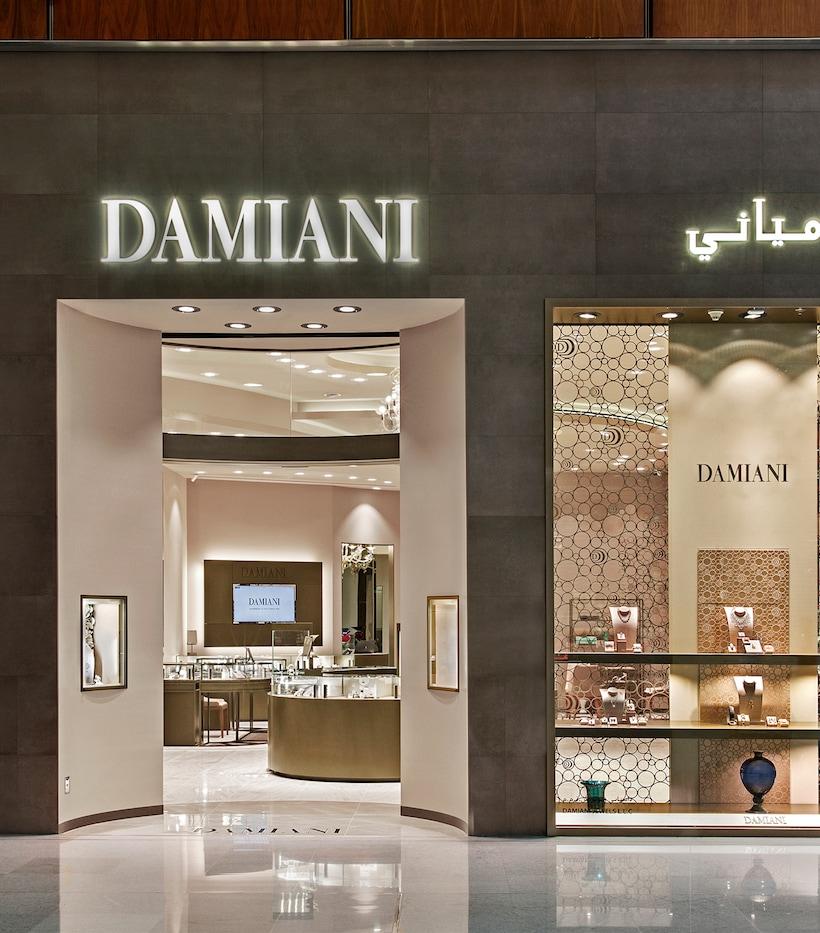 Arte orafa e vetraria made in Italy a Dubai