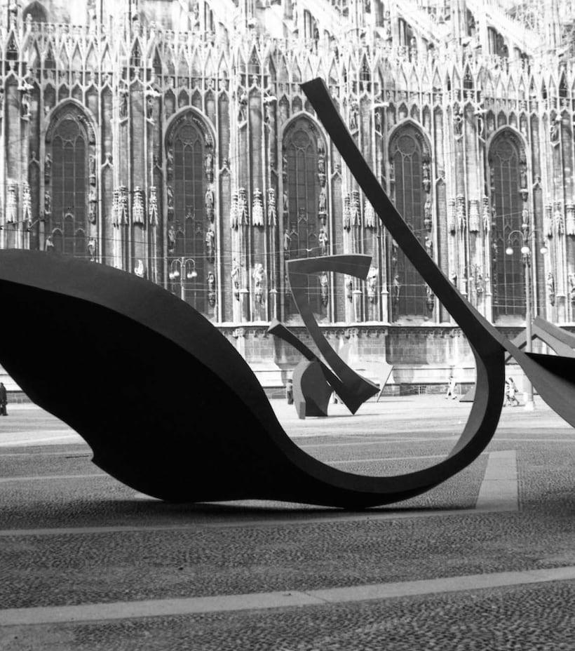 Carlo Ramous – Scultura Architettura città