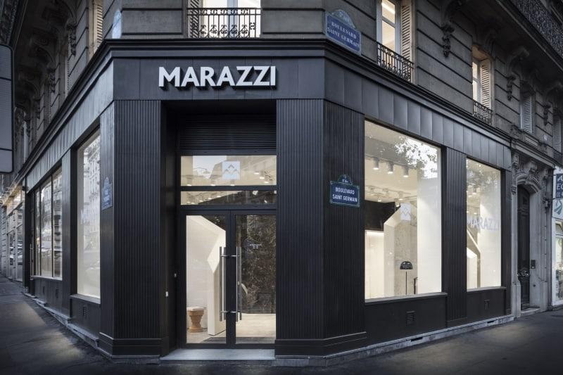Marazzi a Parigi