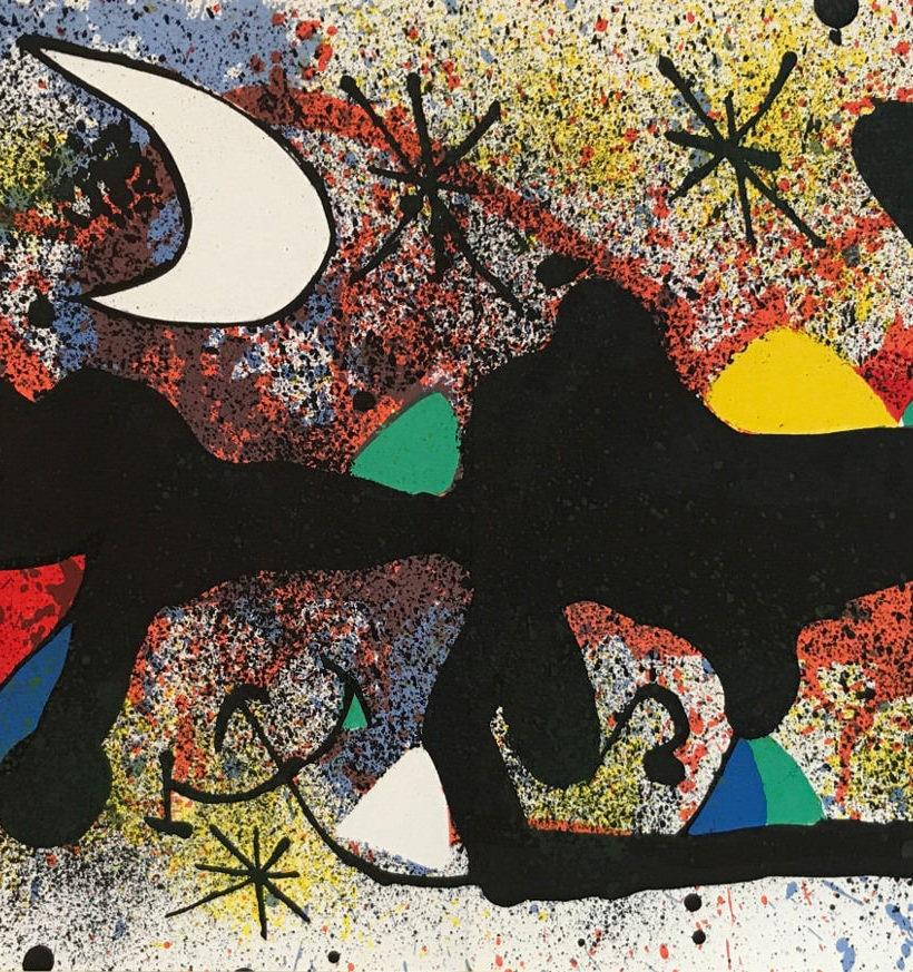Joan Mirò. Capolavori grafici