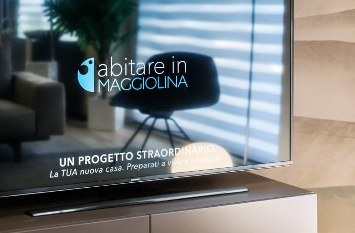 Abitare in Maggiolina
