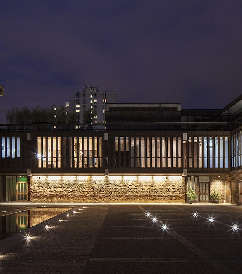 Nuove atmosfere di luce architetturale