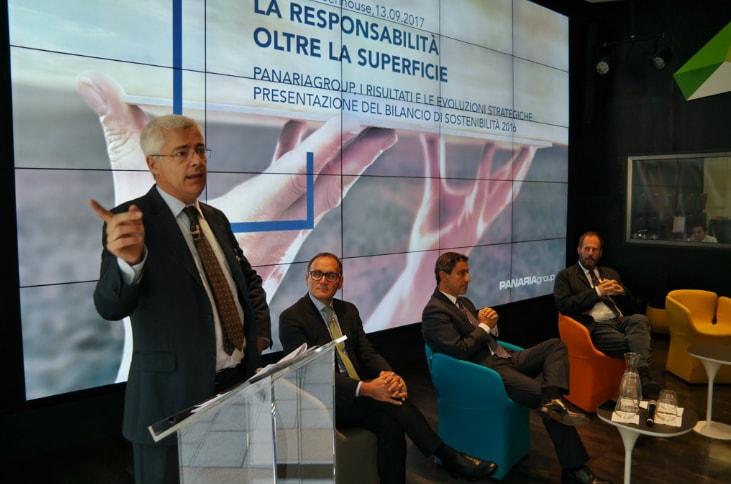 PanariaGroup: innovazione e responsabilità d'impresa