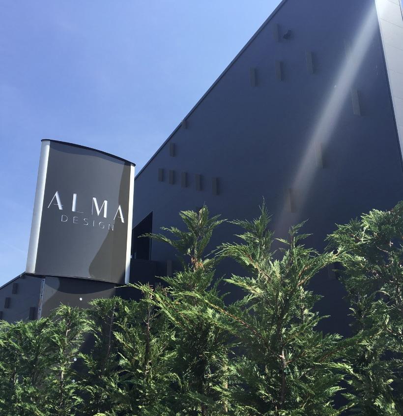 10 anni Alma Design