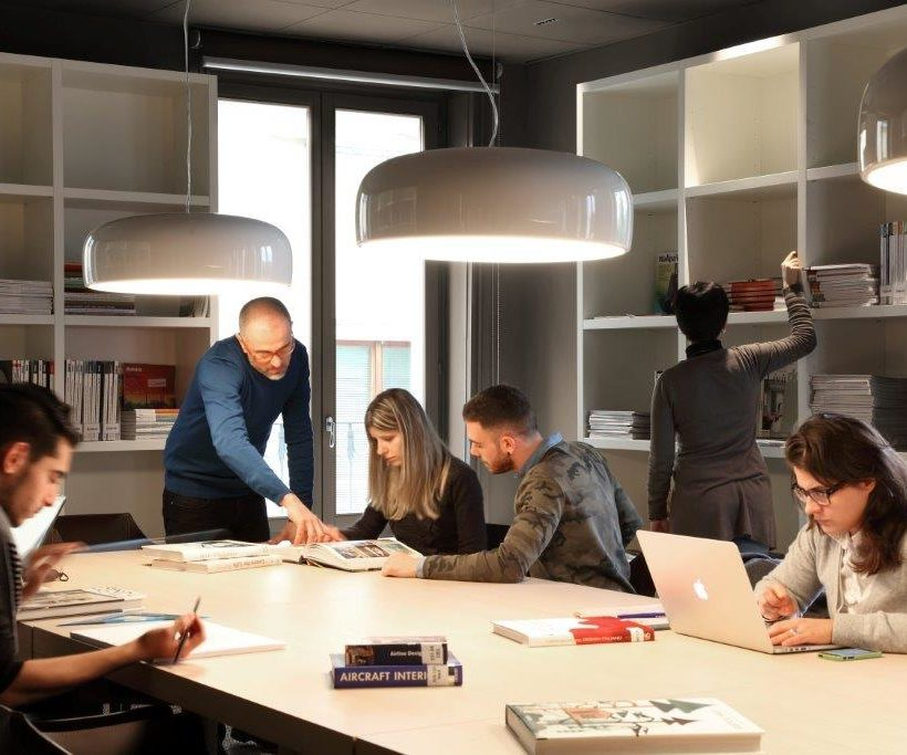 Istituto Marangoni Milano si laurea a pieni voti