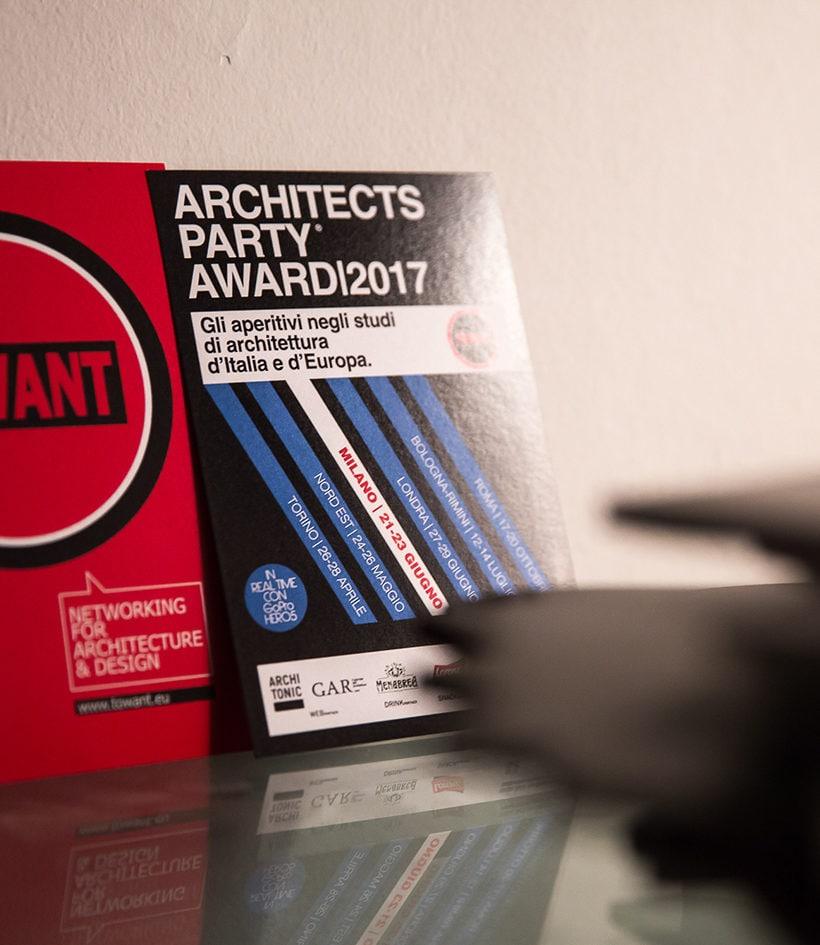 ArchitectsParty 2017 a Roma