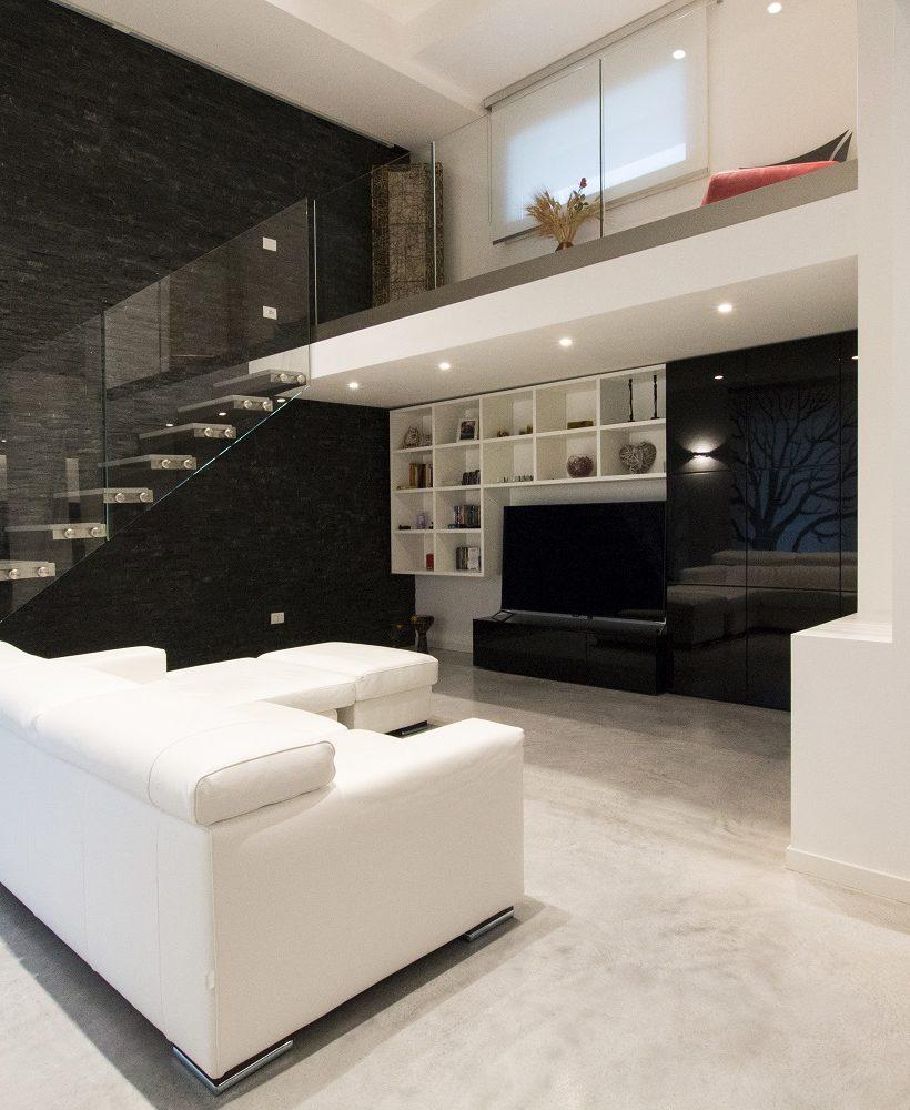 Casa D_E: la luce dà forma allo spazio