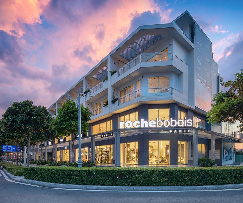 Roche Bobois: Miami, New York e Ho Chi Minh