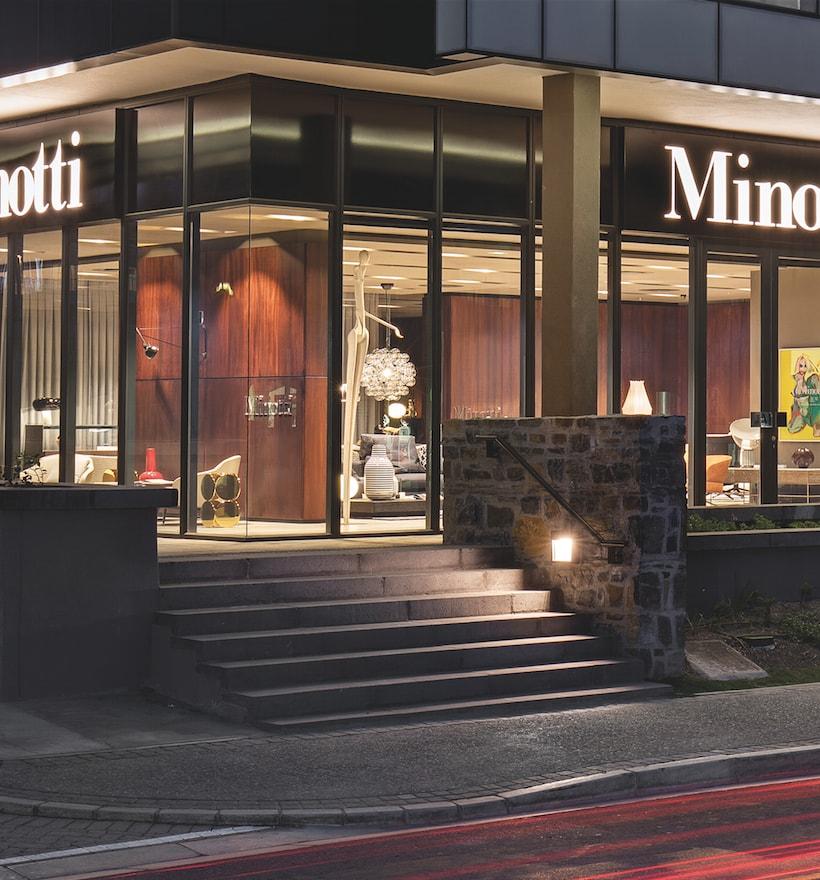 Minotti in Sudafrica