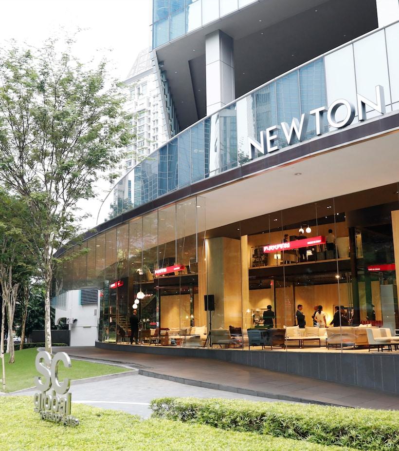 Flexform a Singapore