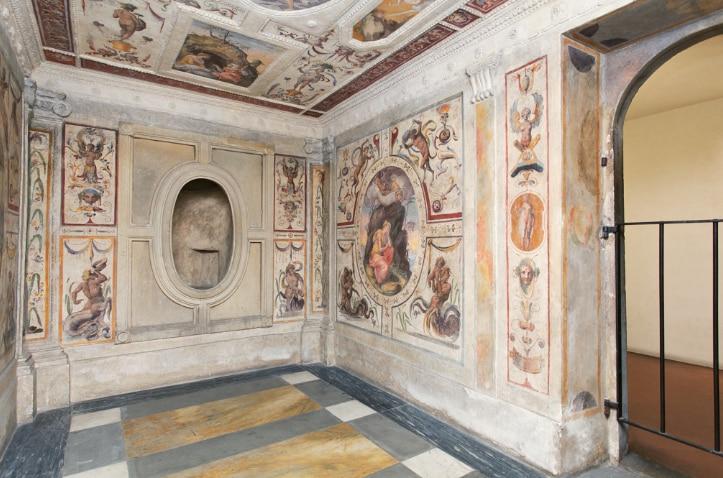 """Il """"bagno"""" di Cosimo"""