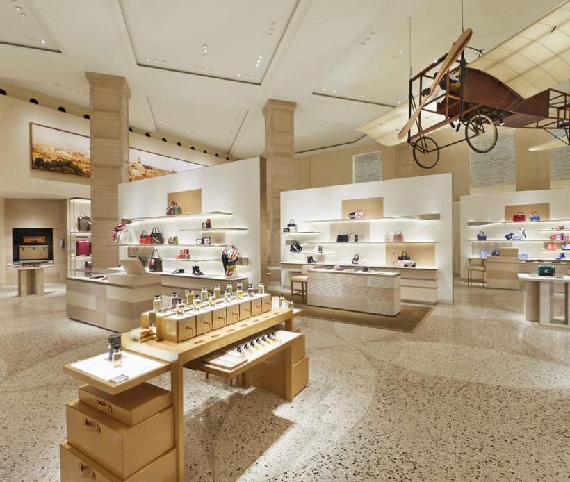 Louis Vuitton a Roma