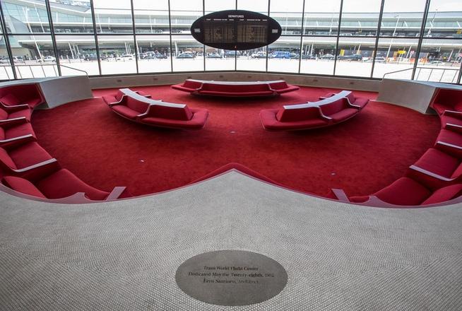 Design italiano al JFK