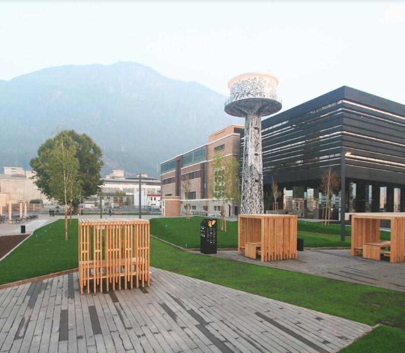 Noi Techpark Alto Adige