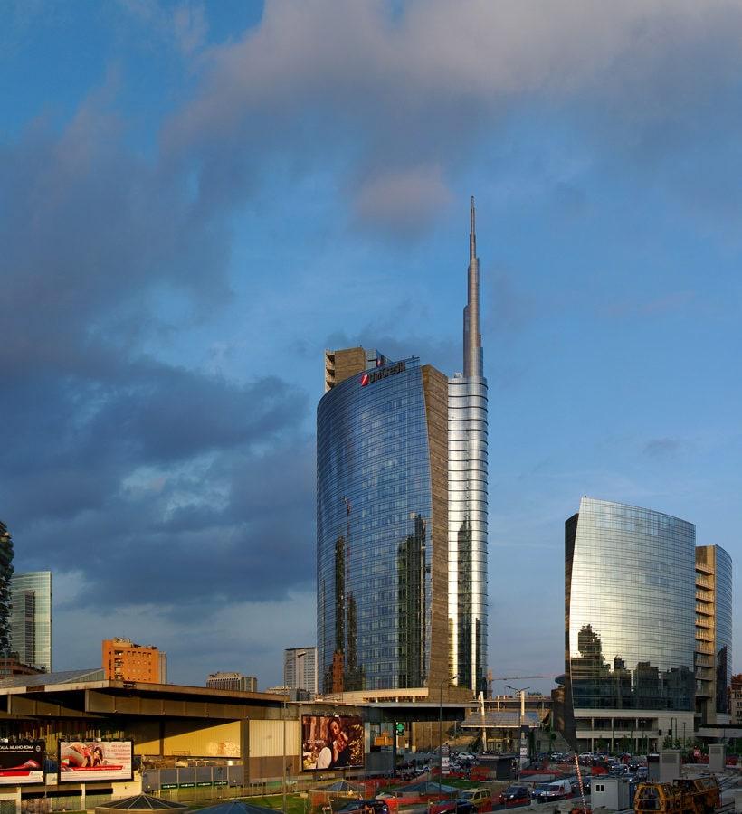Milano. La città che sale