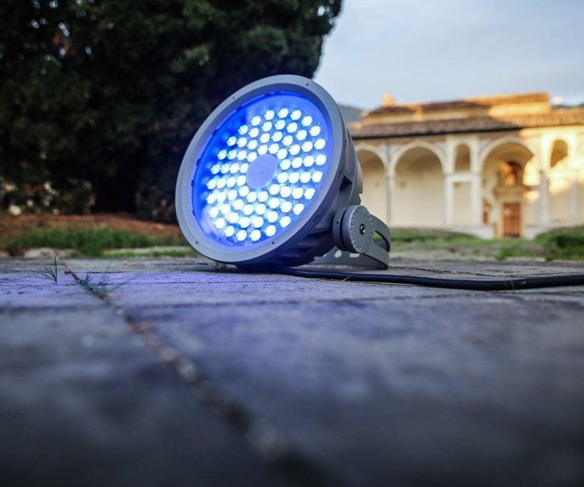 La luce che valorizza
